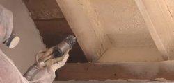 Пенополиуретан как материал для утепления крыши
