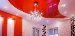 Выбор потолка для квартиры