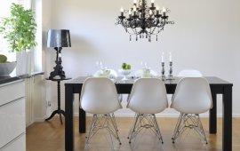 Обеденные стулья — украшение вашей столовой