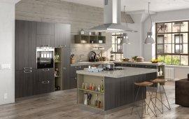 Из какого материала лучше заказать мебель для кухни?