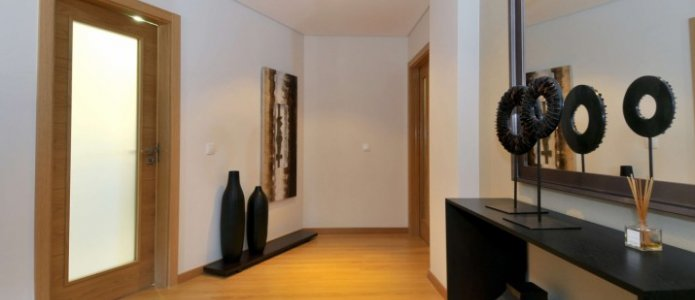 Новое жилье – обустраиваем коридор