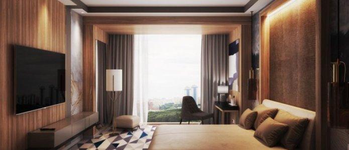 Особенности интерьера гостиницы
