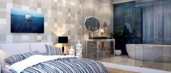 Как обустроить спальню в новой квартире