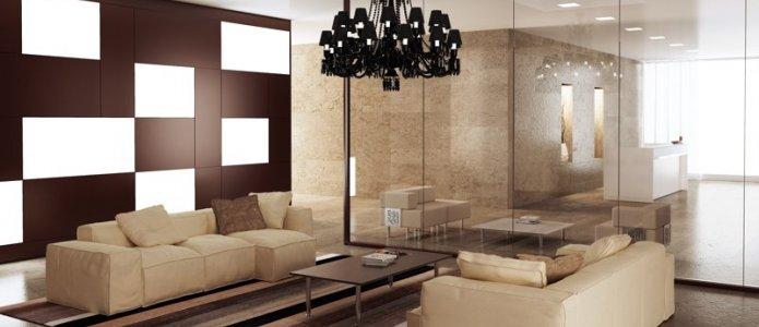 Зеркала в проектировании интерьера