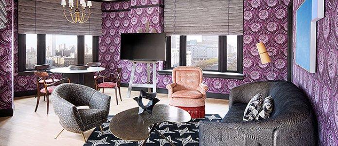 Модные тенденции дизайна квартир сегодня