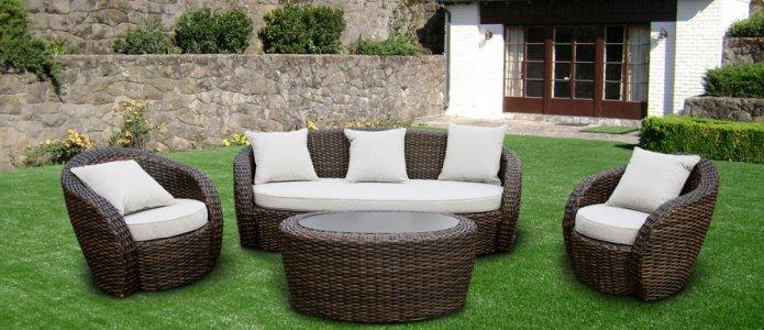 Мебель из ротанга как эксклюзивное решение для интерьера